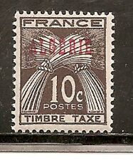 Algeria Stamps-Scott # J33/D5-10c-Mint/LH-1947-Postage Due-OG