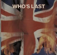 The Who Who's Last Live 1982 CD NEW SEALED Roger Daltrey My Generation/Magic Bus