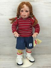 Elite Dolls Porcelain Collectible Limited Edition Doll Suzie Q by Donna RuBert