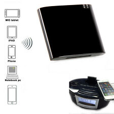 Wireless Bluetooth 4.0 APTX Music Audio Receiver For iPhone 30Pin Dock Speaker