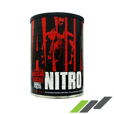 UNIVERSAL ANIMAL NITRO X 30 - THE ESSENTIAL ANABOLIC EAA STACK - BUILDING BLOCKS