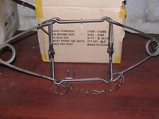 6 Duke 280  Body Grippers Trap  Trapping  Beaver Coyote Bobcat 0480