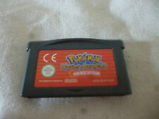 gameboy game boy advance pokemon mystery dungeon red rescue team    game gioco