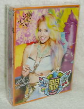 Girls' Generation Vol. 4 I Got a Boy Taiwan Ltd CD (HyoYeon Ver.) SNSD
