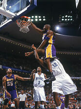 Kobe Bryant Lakers Photo High Quality Print Poster 8.5 by 11 in. Lebron Dwight