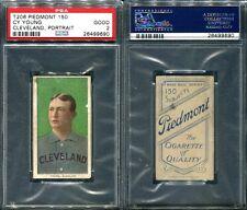 1909-1911 T206 PIEDMONT 150 CY YOUNG CLEVELAND PORTRAIT PSA 2 (9690)