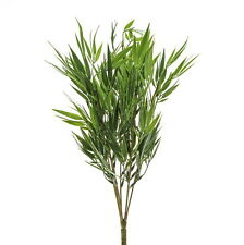 Artificial Bamboo Bush Length 42cm - Home Garden and Office Fake Foliage