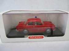 Wiking 1/40 763 02 41 Feuerwehr - ELW 1 (VW 1600 Limousine) WS4082