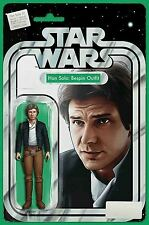 STAR WARS HAN SOLO #1 JTC Bespin Outfit Action Figure Variant 1st Print NM