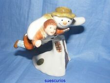 John Beswick The Snowman & James Flying - JBS1 Raymond Briggs RARE