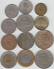I ran - 12 Different  Coin Set - Old & New Type
