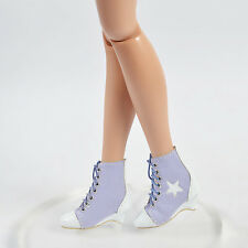 Sherry Shoes  Ellowyne Diana fit for Rose Titanic Doll Franklin Mint SN EMS-06