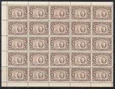 Honduras Scott C158 Mint NH sheet (Catalog Value 40.00) - small margin bend