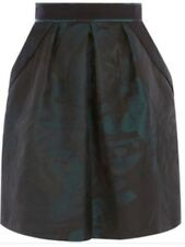 Coast Robyn Jacquard Skirt Size 16 With Tags