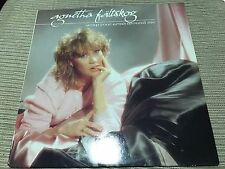 "ABBA  AGNETHA FALTSKOG SPANISH 12"" LP SPAIN EPIC 83 - GOLD PROMO STAMPED + INNER"