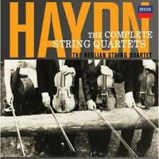 Haydn: The Complete String Quartets - Aeolian String  (2009, CD NEUF)22 DISC SET
