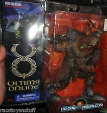 ULTIMA ONLINE WARLORD KABUR FIGURE MINT ON CARD FREE U.S. SHIPPING