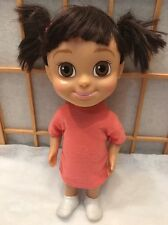 Disney Pixar Monsters Inc Babblin Boo Talking Doll 12""