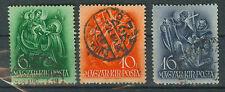 Briefmarken Ungarn 1938 Hl. Stephan Mi.Nr.555-57