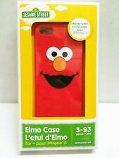 Brand New Sesame Street Elmo Silicone Case for iPhone 5 / 5S
