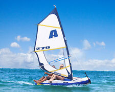 New AquaGlide Multisport 270 Sailboat, Windsurfer, Towable - Part 58-5212008