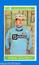 Figurina/Sticker CAMPIONI DELLO SPORT 1967/68-n.214 - ZILIOLI - CICLISMO -rec