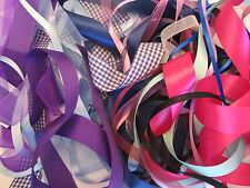 15 Metres Dette's Ribbon Assorted Colours & Textures For Cardmaking & Crafts