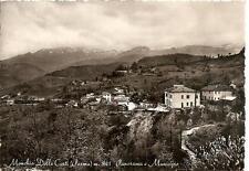 MONCHIO DELLE CORTI ( Parma )  -  Panorama e Municipio