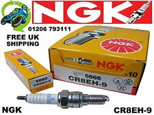NEW NGK SPARK PLUG PLUGS CR8EH-9 CR8EH9 TO FIT HONDA XL125V XL125 XL VARADERO 03