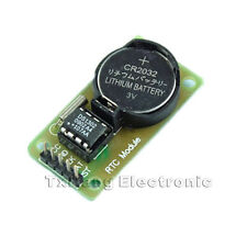 Imported Arduino RTC DS1302 Real Time Clock Module For AVR ARM PIC SMD