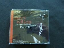 THE VERY BEST OF NANCY WILSON RARE NEW SEALED 3 X CD BOXSET!