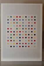 "DAMIEN HIRST: ""Arg-Glu"" limited Art-Postcard (exhibition)  NEW"