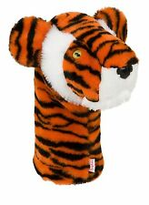 Tiger Golf Animal Headcover - Driver Head Cover Daphnes Golf Club Cover