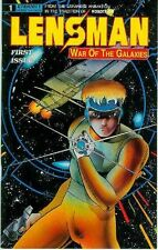 Lensman: era of the galaxies # 1 (Tim eldred) Eternity Comics estados unidos, 1990)
