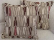 "COROLLA BY ROMO 1 PAIR OF 18"" CUSHION COVERS"