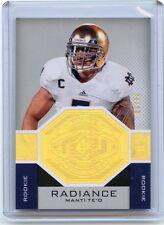 """2013 SPX #FI-MT MANTI TE'O """"RADIANCE"""" RC SP #94/99 - NOTRE DAME, CHARGERS (B)"""
