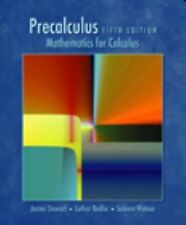 Available 2010 Titles Enhanced Web Assign Ser.: Precalculus by Lothar Redlin,...