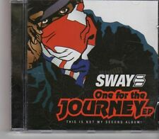 (FX511) Sway, One For The Journey E.P. - 2007 CD