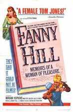 Fanny Hill 1964 Cartel 01 A4 10x8 impresión fotográfica