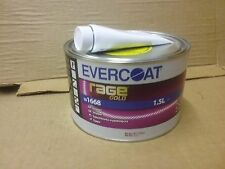 Evercoat Rage Gold Stopper  1.5 litre tin inc hardener     101668    2K filler