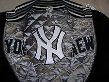 Mitchell & Ness Yankees  reversible wool jacket size 52  2xl new retail 450$