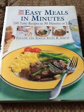 Step by Step Cookbook Quick Easy Meals Thirty Minutes Tasty Delicious Recipes