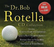 The Dr. Bob Rotella by Bob Rotella (2005, CD, Gift, Abridged)