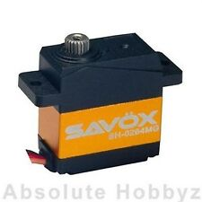 Savox SH-0264MG Super Torque Metal Gear Micro Digital Servo