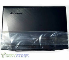 "New/Orig Lenovo Y50-70 15.6"" Top Lcd Rear Back Cover AM14R000400 black Non-touch"
