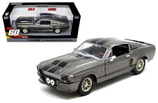 Greenlight 1/24 Scale Gone In 60 Seconds 1967 Ford Mustang ELEANOR Diecast 18220