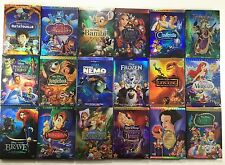 SALE ULTIMATE DISNEY COLLECTION 18 TITLES Disney Favorites Frozen, Cinderella...