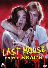 The Last House On The Beach - DVD Severin NEW/SEALED OOP