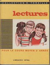 TORAILLE - EHRHARD - BARTHELEMY / LECTURES POUR LE COURS MOYEN 2e ANNEE