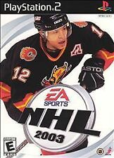 NHL 2003 (PlayStation 2), Very Good PlayStation2, Pc Video Games